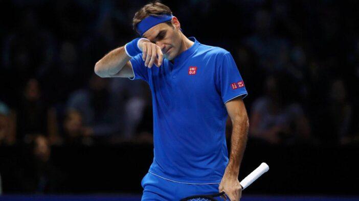 شکست فدرر در روز نخست مسابقات تنیس فینال تور جهانی در لندن