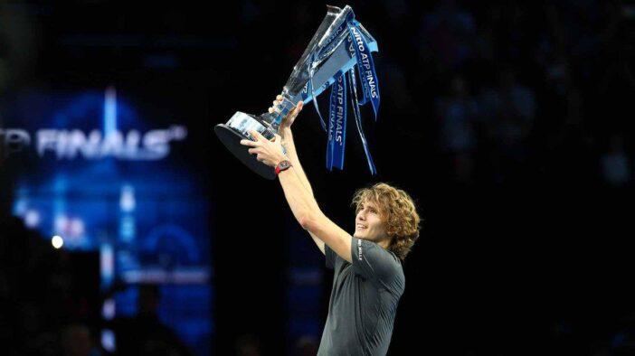زورف با شکست مقتدرانه جوکوویچ قهرمان مسابقات تنیس لندن شد