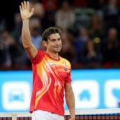 وداع داوید فرر با تنیس؛ مرد تسلیمناپذیر راکتش را آویخت