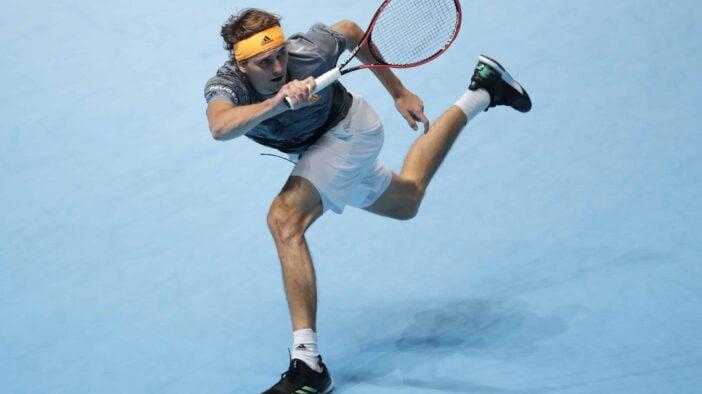 تنیس لندن ۲۰۱۹؛ الکساندر زورف با شکست دنیل مدودف به نیمهنهایی رسید / حذف رافائل نادال از رقابتها