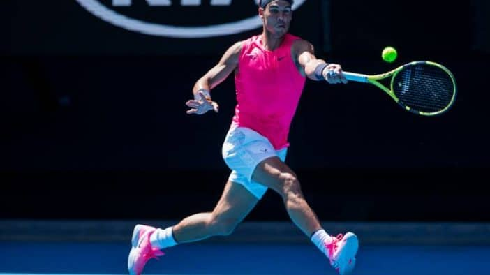 تنیس آزاد استرالیا ۲۰۲۰؛ شروع مقتدرانه نادال / صعود پلیشکووا و هالپ به دور دوم و حذف شاراپووا از رقابتها