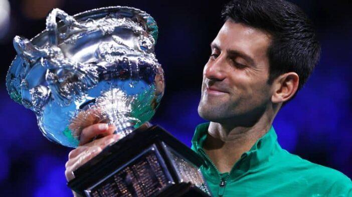 هشتمین تاجگذاری نواک جوکوویچ در ملبورن/بازگشت تنیسباز صرب به صدر ردهبندی جهانی
