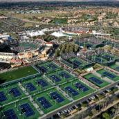 لغو رقابتهای تنیس مسترز ایندین ولز به دلیل شیوع ویروس کرونا
