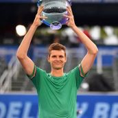 آغاز فصل جدید رقابتهای تنیس؛ سه قهرمان نخست سال ۲۰۲۱ مشخص شدند