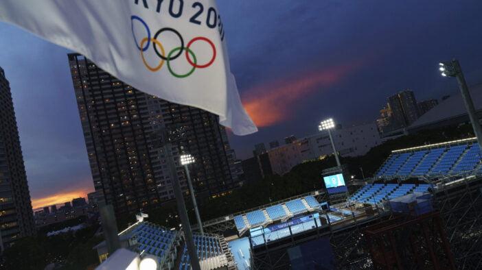 تغییر در برنامه مسابقات تنیس المپیک به دلیل گرمای هوا