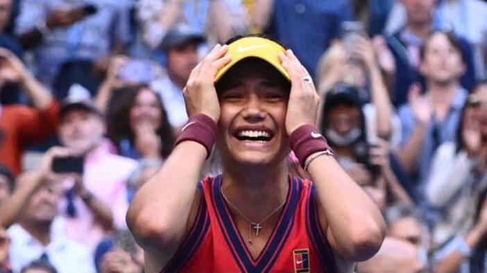 شاهکار رادوکانو در اوپن آمریکا؛ رویاییترین قهرمانی در تاریخ تنیس
